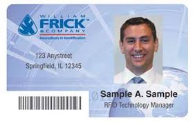 Work Identity Card Smartmark Rfid Cr 80 Id Cards