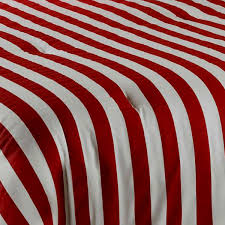 red white striped bedding designs