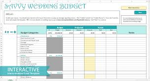 Sample Wedding Budget Spreadsheet Excel Wedding Budget Spreadsheet Destination Sheet Download