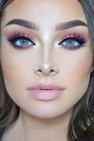 charming rose gold makeup looks from day to night see more