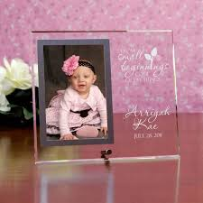 inspirational personalized picture frame for baby zachary kristen