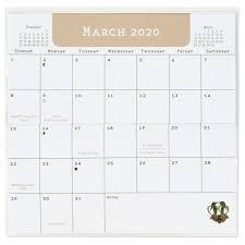 Callendar Planner Artful Cats And Dogs Monthly Calendar Planner 2020 2021