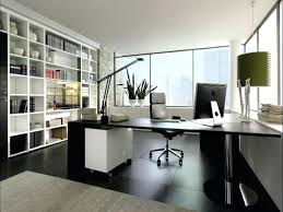 Contemporary Offices Interior Design Custom Home Office Interior Design Inspiration A Big Space For Small Office