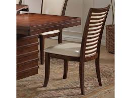 pacifica 2pcs side chair in cherry