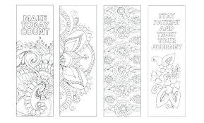 Make Your Own Bookmarks Design Bookmark Template Free