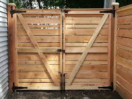 horizontal wood fence gate. Advanced Fence \u0026 Gate Specializes In Chicago Wood Fences And Installation. Horizontal