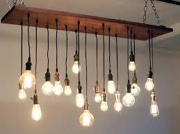 round edison bulb chandelier light fixtures home design ideas regarding decor battery operated world market inside