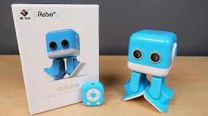 Няшный Мини <b>Танцующий Робот</b> WLtoys Cubee F9. Распаковка и ...