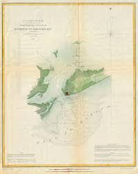 File 1853 U S Coast Survey Map Or Chart Of Bartaria Bay