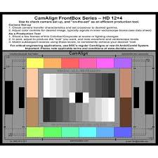 Grayscale Test Chart Dsc Labs Frontbox 12 4 Test Chart 12 Primary Colors 11 Step Grayscale 4 Skintones