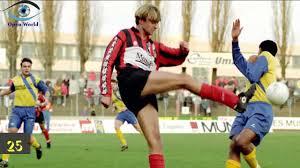 The best of jurgen klopp as a player. Jurgen Klopp From 7 To 50 Years Old Youtube
