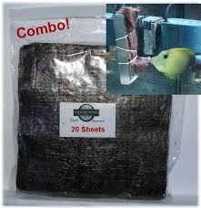 nori sheet combo aquamag nori seaweed nori seaweed nori feeder sold at