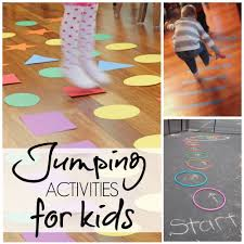 fun jumping activities for kids