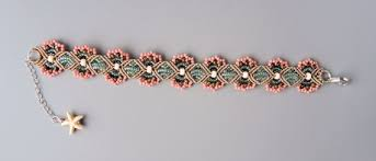 Macrame Bracelet Patterns Amazing Knot Just Macrame By Sherri Stokey Beachy Macrame Jewelry Part II