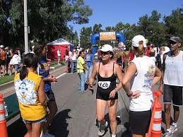 Triathlete collapses at finish line, wins with daughter – Orange County  Register