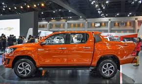 2018 toyota hilux. perfect 2018 2018 toyota hilux revo trd  side in toyota hilux a