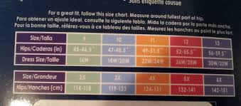 Fruit Of The Loom Boxers Size Chart Fit For Me By Fruit Of The Loom Size Chart Fitness And Workout