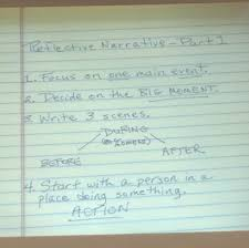 reflective narrative writing th grade act aspire rachel s  reflective narrative writing 6th grade act aspire rachel s resources