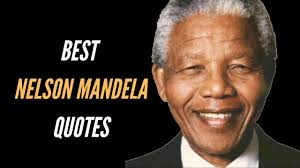 Nelson Mandela Quotes On Education Leadership Quotes Update