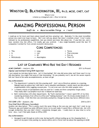 Cool Actor Resume Gallery Professional Resume Example Ideas