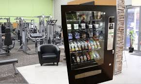 Gym Vending Machines Interesting Healthyvending48u Vending Machines