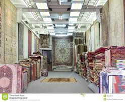 Oriental carpet shop editorial photo Image of industry
