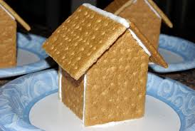 creative graham cracker gingerbread house.  Creative Do You Remember When I Made A Gazillion Of These Little Guys For My Boysu0027  School Last Year Well Iu0027ve Received Ton Emails Asking Me About The  Intended Creative Graham Cracker Gingerbread House L