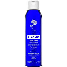 klorane eye makeup remover with cornflower 200ml
