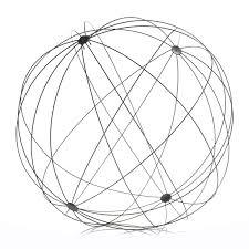 Global wire sphere van vliet new york