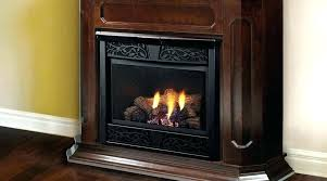 non vented fireplace propane vented vs ventless fireplace logs