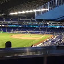 Miami Marlins Seating Guide Marlins Park Rateyourseats Com