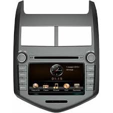<b>Штатная магнитола Chevrolet</b> (Шевроле) <b>Aveo</b> 12+ (Intro CHR ...