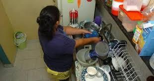 Resultado de imagen para Mujer denunciada por no realizar suficientes tareas domésticas