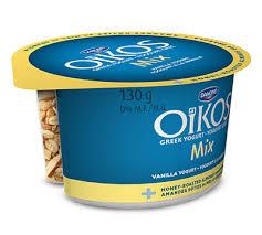 new oikos mix