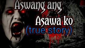 Ayon sa kasulatang ito, ang mga nilalang ng kadilimang ito ay nagmula sa pagniniig ng mga isinumpang nilalang ng diyos na. Ang Asawa Kong Aswang True Aswang Story Tagalog Horror Story
