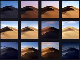 16 macOS Mojave dynamic wallpapers ...