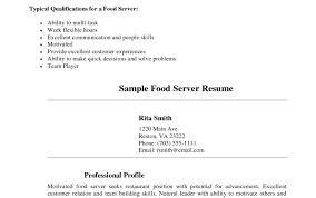Server Resume Duties | Cashier Duties Examples Retail Cover Letter ...