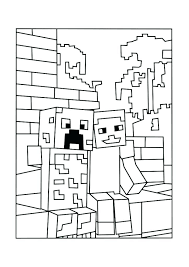 Minecraft Pictures To Print Minecraft Coloring Pages To Print Coloring Pages For Print New