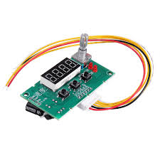 YF-18 Digital Display Stepper Motor Speed Controller Governor ...