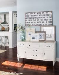 dining room wall decorating ideas: dining room wall art the lilypad cottage