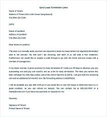 Breach Of Contract Termination Letter Template Copy Example