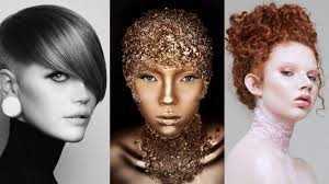 winning looks by stylist marilyn vendittelli of canada makeup artist lindi bester of south africa and makeup artist of australia