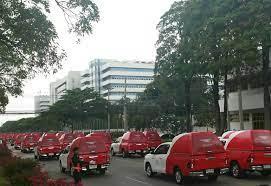 ไปรษณีย์ไทยเพิ่มรถยนต์นำจ่ายรองรับอีคอมเมิร์ซโต
