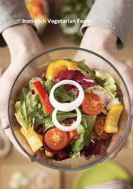 Presentation Foods Ppt Iron Rich Vegetarian Foods Powerpoint Presentation