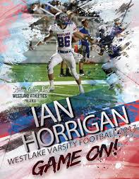 86 IAN HORRIGAN WHS player magazine 2017 by CHAPS ILLUSTRATED - issuu