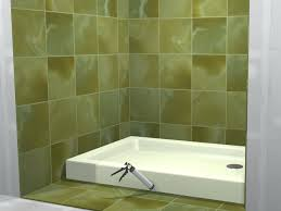 replace shower pan without removing tile replace shower tray without damaging tiles