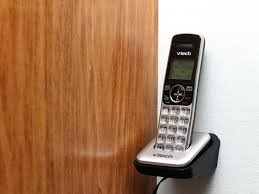 cordless wall phones cordless wall mount