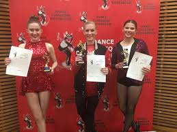 Dance Classique Eisteddfod - Section 122: 1st Place - Competitor 8 ...