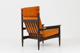 Organic Modern Furniture Danish Organic Mid Century Modern Lounge Chairs By Lifa 1960s
