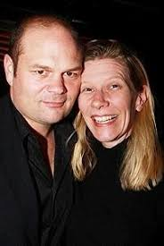 Parlour Song star Chris Bauer with wife costume designer Laura Bauer. - 67096